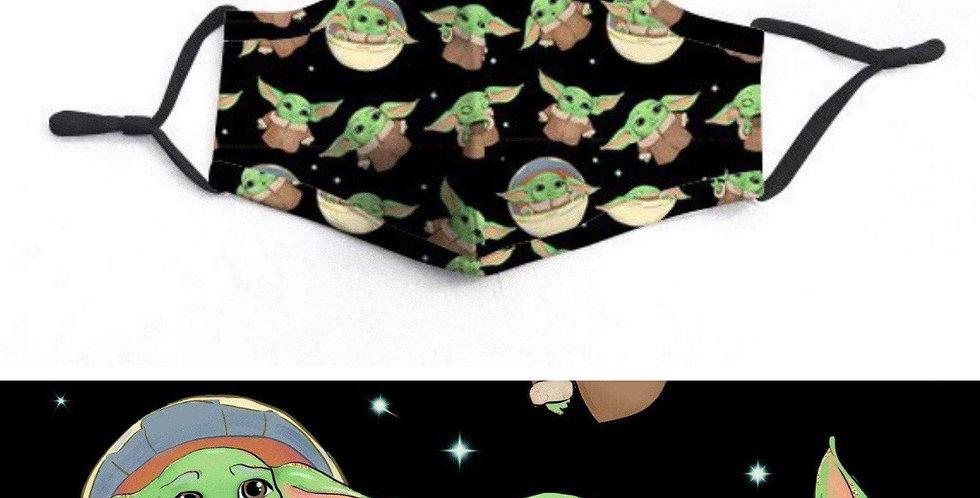 Baby Jedi Non-Medical Face-Mask