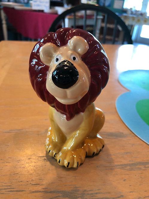 Pottery - Lion