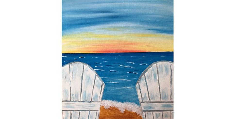 Canvas Paint Night!  2/28/2020