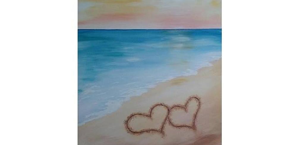 Canvas Paint Night!  1/31/2020