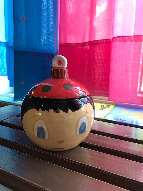 Pottery - Ornament Box