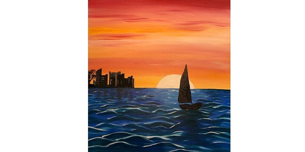 Canvas Paint Night!  2/21/2020