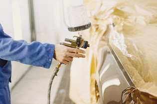 painting-of-machine-parts-white-paint-angle-grinder.jpg