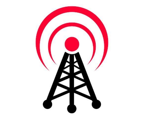 Antenne TV voor kampeerders