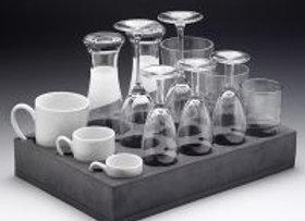 Universele glas / bekerhouder