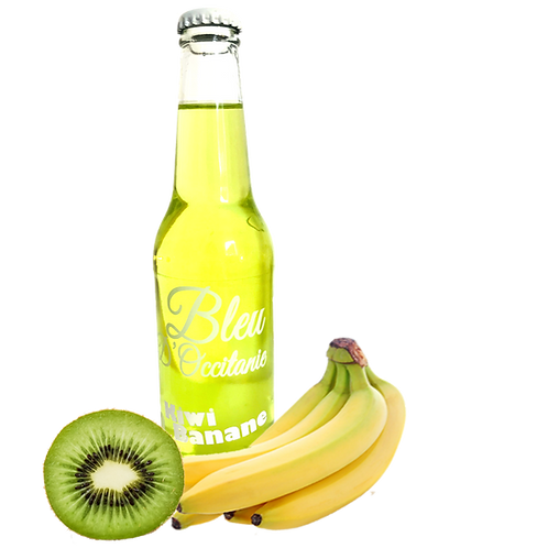 Kiwi banane - Carton de 12 bouteilles