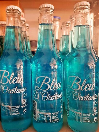 Sodas Bleu d'Occitanie