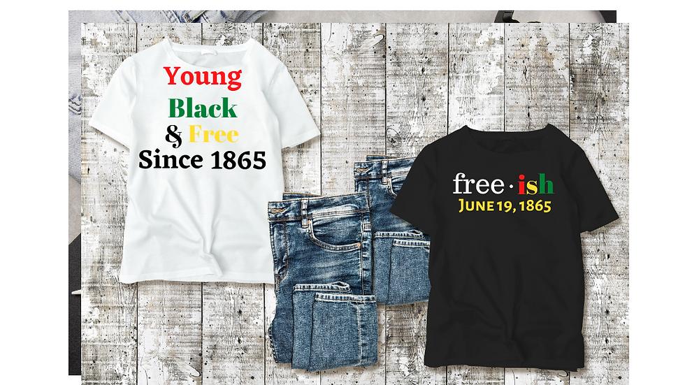 Free•ish t-shirt