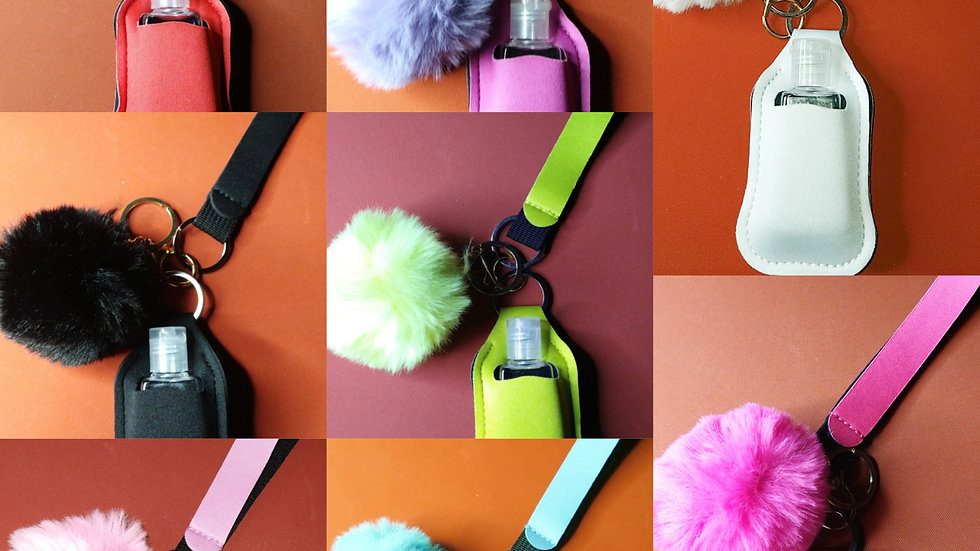 Glam Keychain Sets