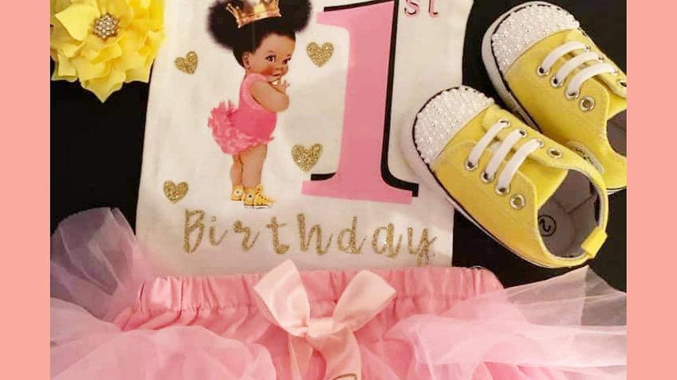Custom Infant Birthday Sets