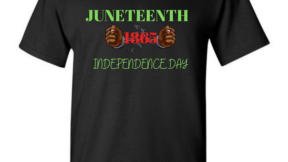 Juneteenth Independence T-shirt