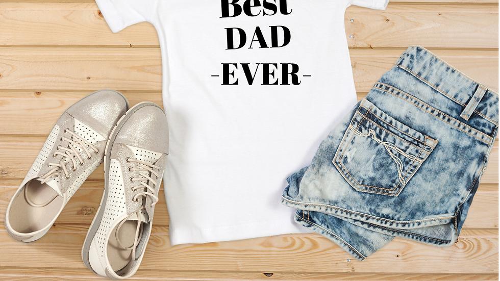 Best Dad Ever T-shirt