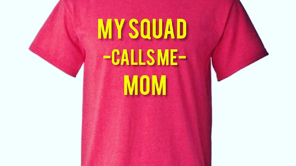 Mom Squad Tee