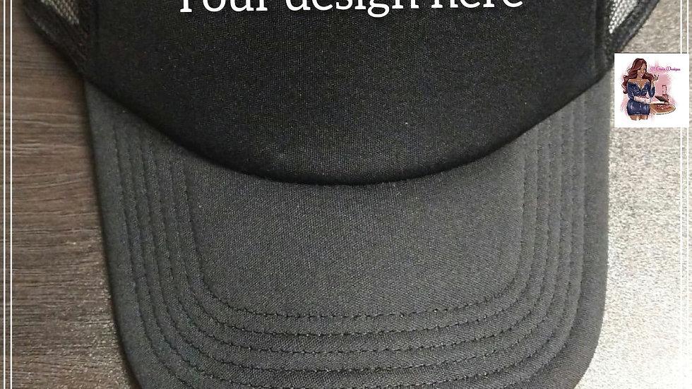 Custom Mesh Trucker Hat