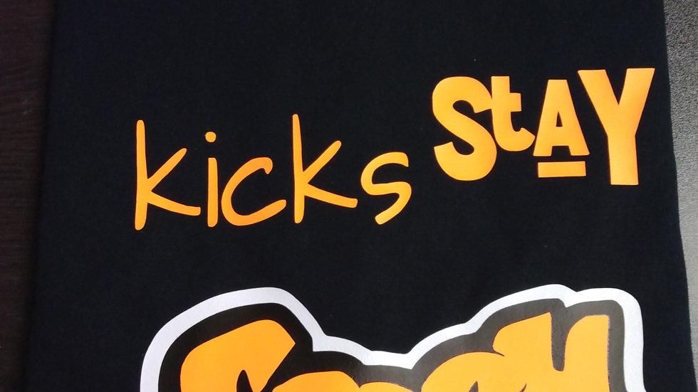 Kicks Stay Fresh T-Shirt