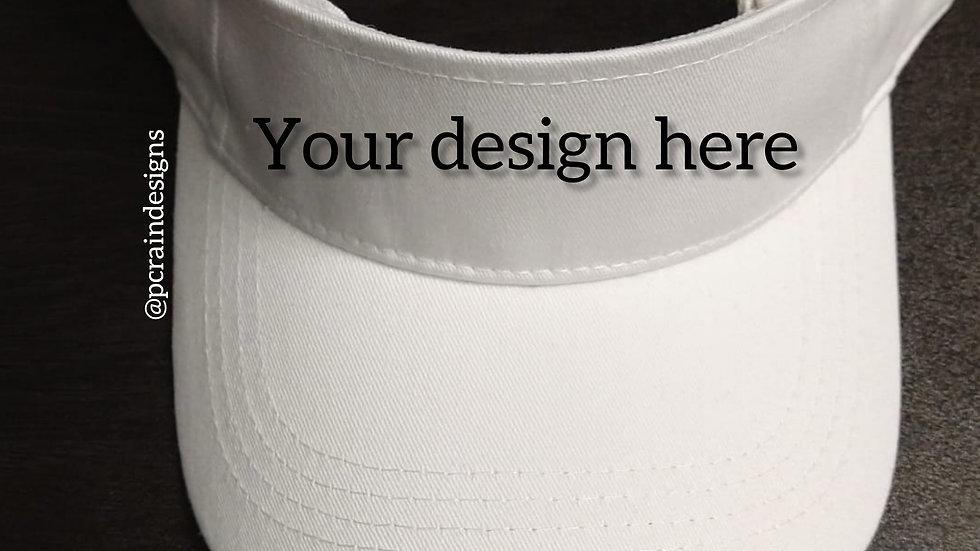 Custom Sun-visor