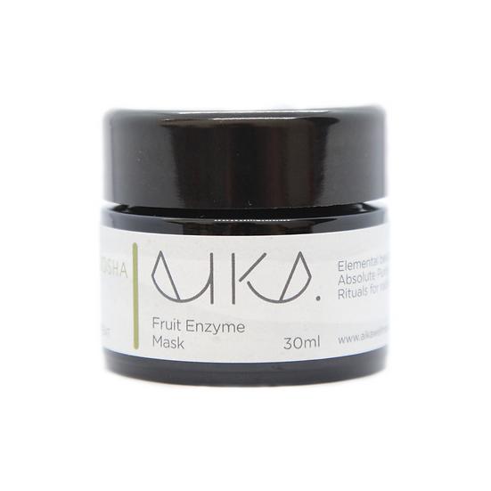 Fruit Enzyme Face Mask - Resurfacing Skin Brightening Mask
