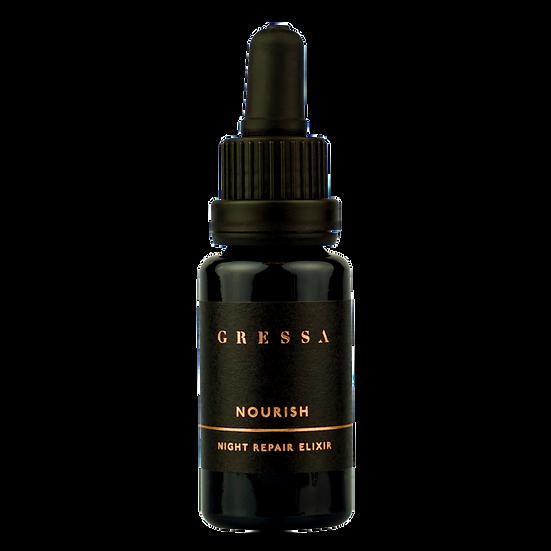 Night Repair Elixir - Gressa Skin