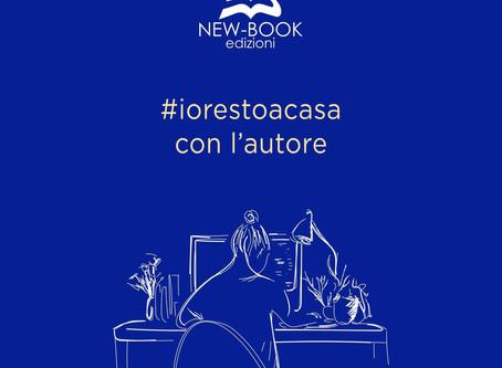 #iorestoacasa con l'autore