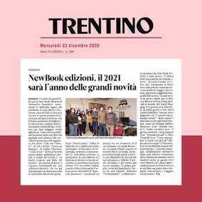 NewBook Edizioni, il 2021 sarà l'anno delle grandi novità