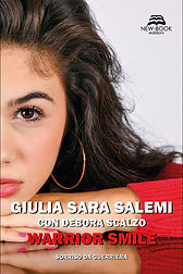 Salemi_WARRIOR SMILE_copertina_fronte_bo