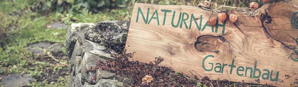 Naturnah Gartenbau