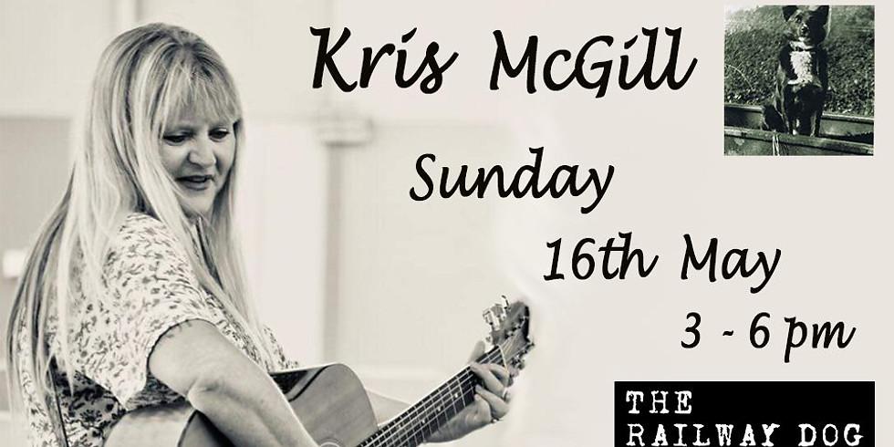Kris McGill Live