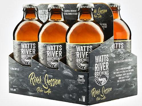 Watts River RIVER SESSION PALE ALE x 6