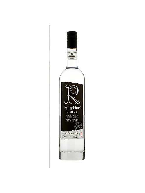 Ruby Blue Vodka