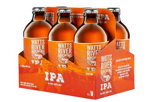 Watts River IPA x 6