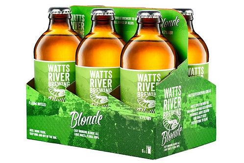 Watts River Blonde x 6