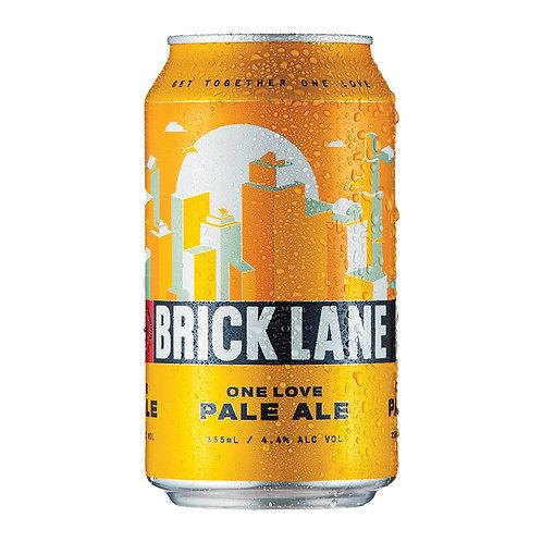 Brick Lane One Love Pale Ale