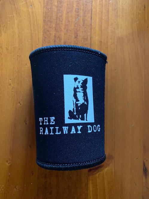 The Railway Dog Stubby Holder