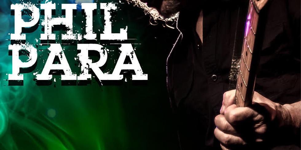 Phil Para Live Late Show