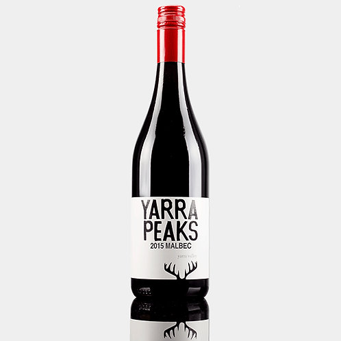 Yarra Peaks Malbec 2015