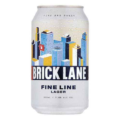 Brick Lane Fine Lager