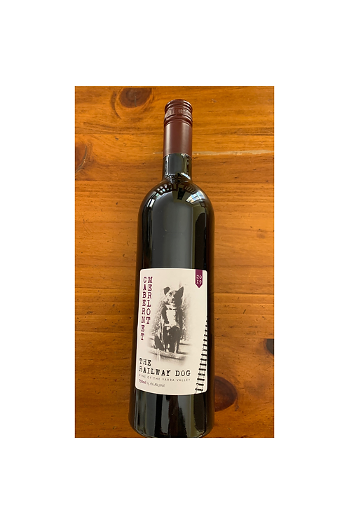 The Railway Dog 2019 Cabernet Merlot