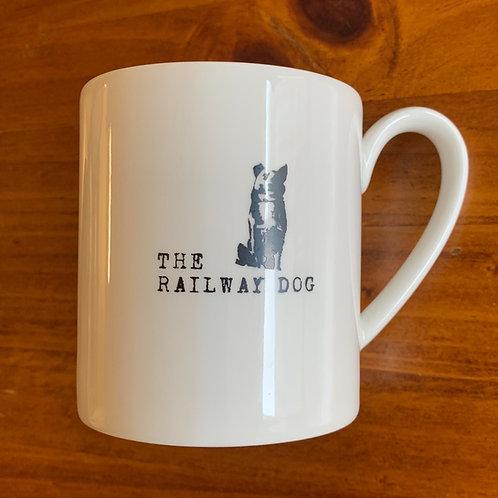 The Railway Dog Coffee Mug