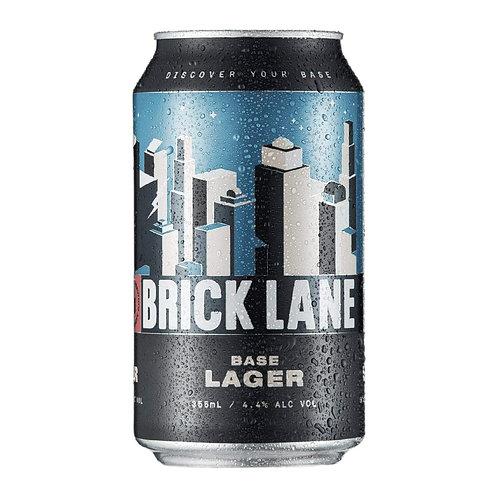Brick Lane Base Lager