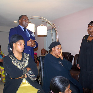 Ibada ya Faraja Mzee Nyaredi Shisango