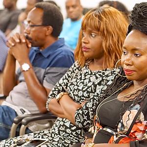 Adela Ndagala Memorial Service