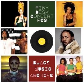 FCS Black Music Archive