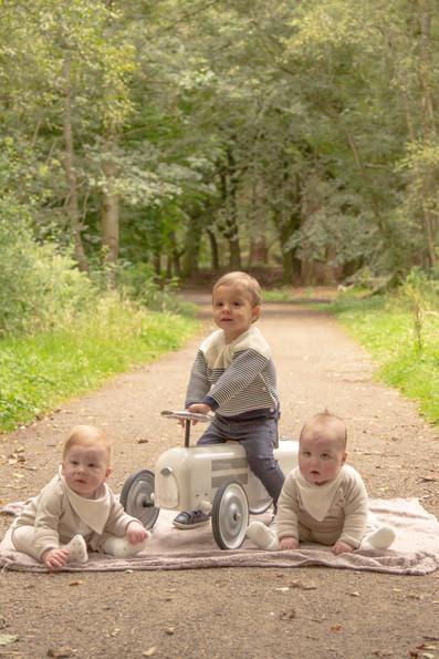 outdoor family shoot