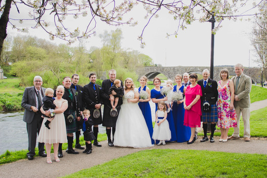 Family & Bridal Party Photography, Wedding Group Family Photography