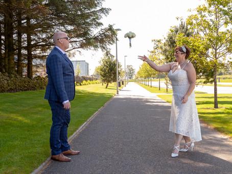 Wedding Blog Wednesday: Mr & Mrs Butler