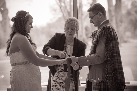 Traditional Scottish Wedding, Tie the Knot, Celtic Tradition