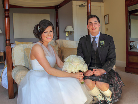Wedding Blog Wednesday... back to the beginning!