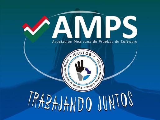 La AMPS y el HASTQB  se vinculan para trabajar en conjunto.