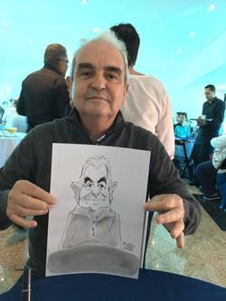 Caricatura em Festa2