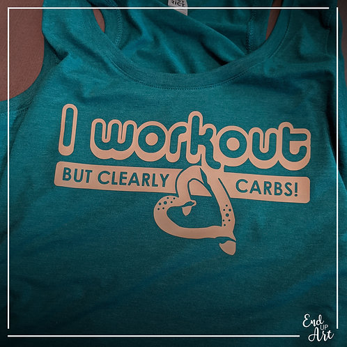 I workout but...